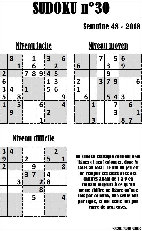 sudoku30