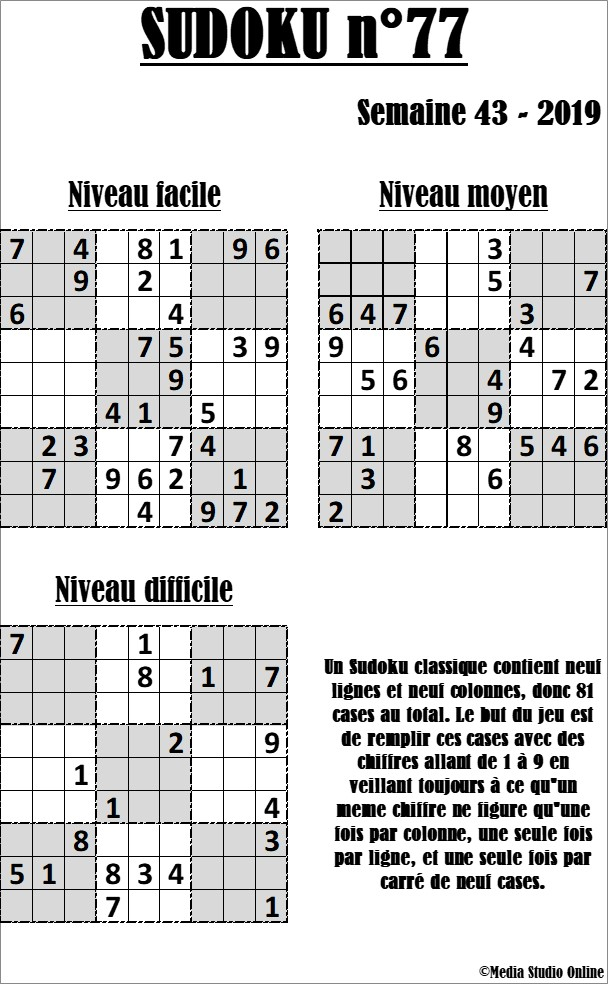 sudoku77